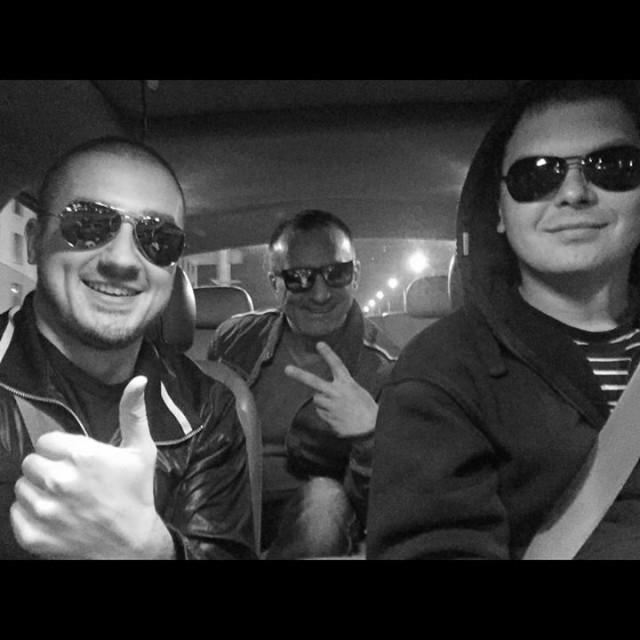 Василий Телогрейкин и единомышленники.