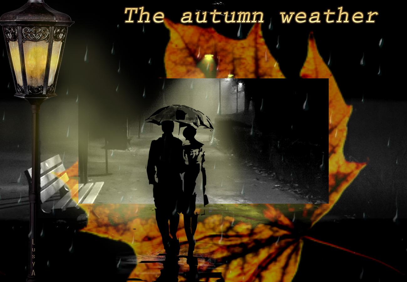 The autumn weather (5)