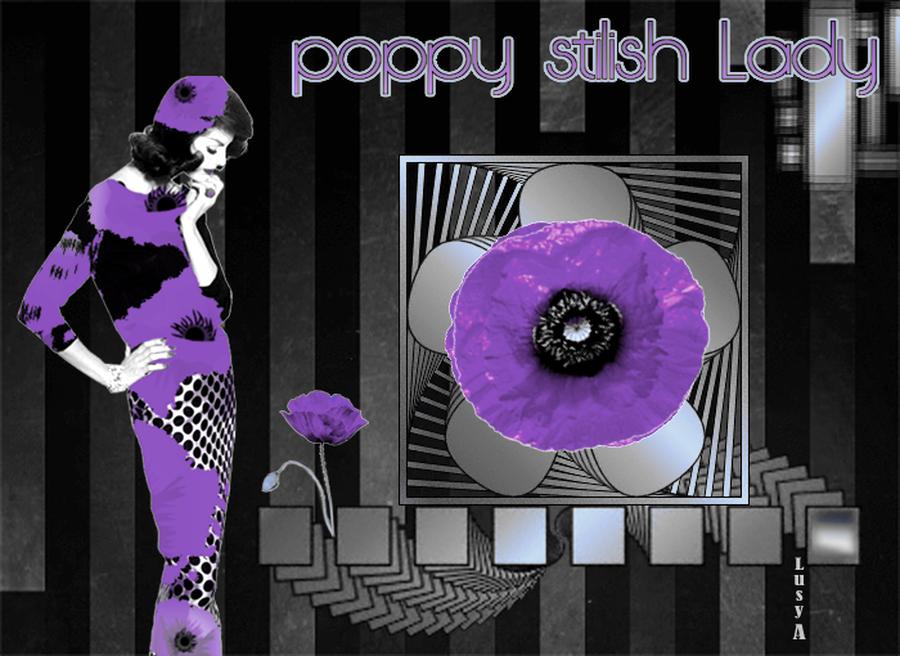 poppy stilish Lady (3)