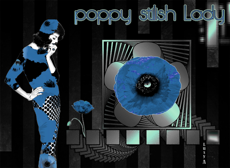 poppy stilish Lady (5)