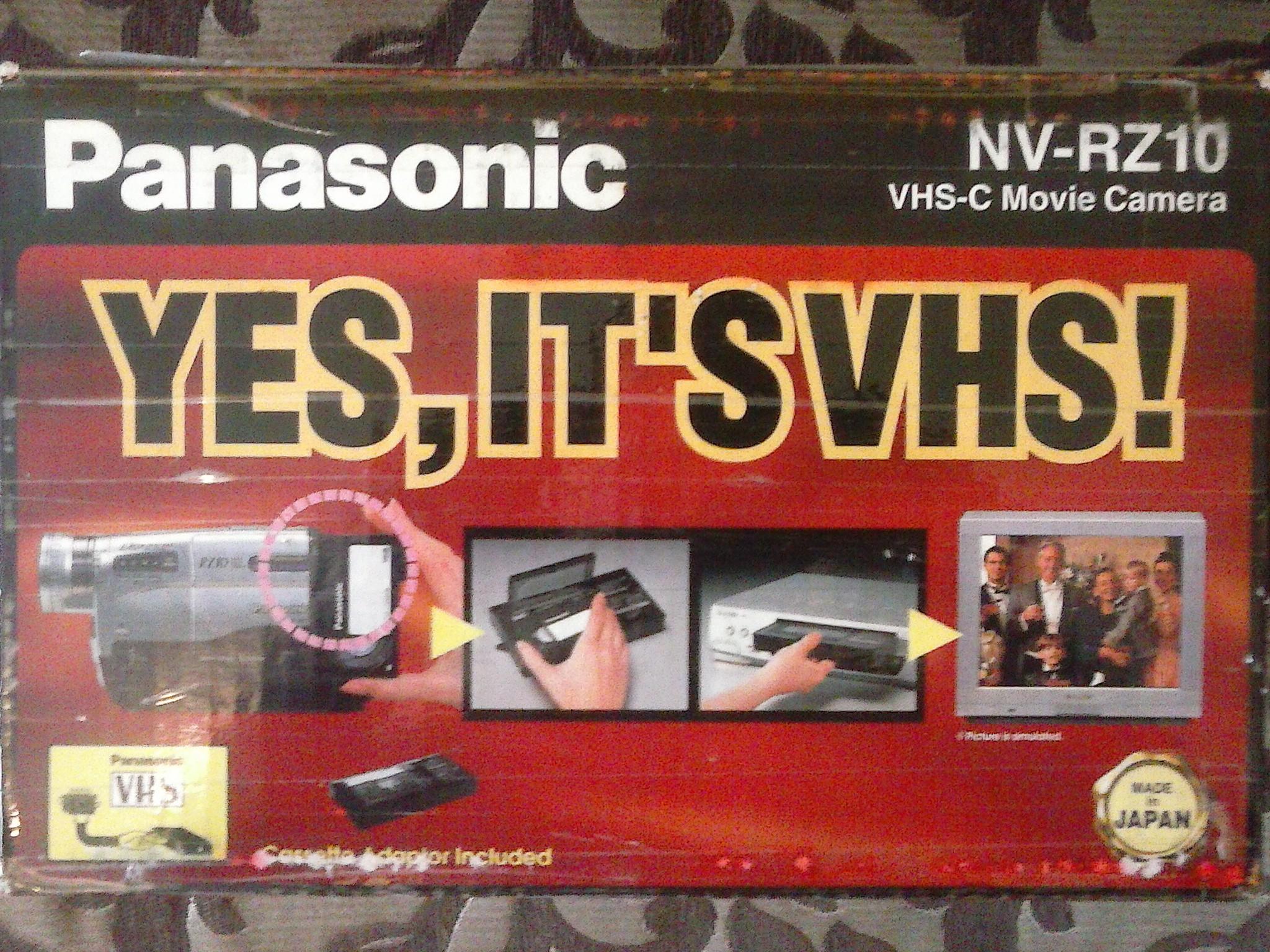 Panasonic RZ10