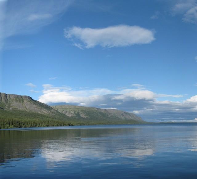 2 озеро