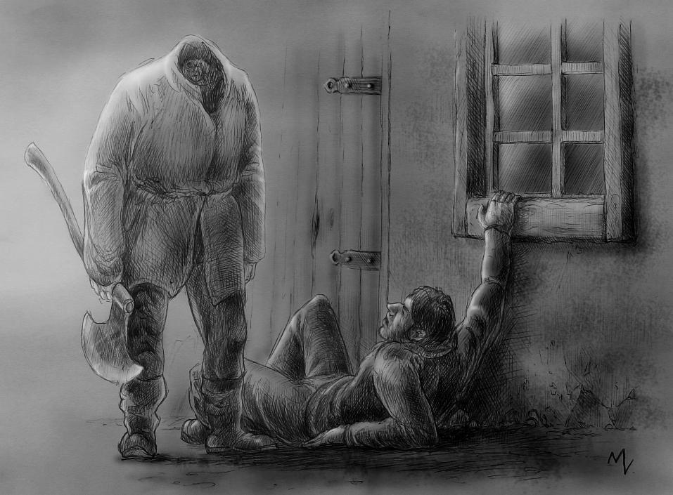 -смерть палача-
