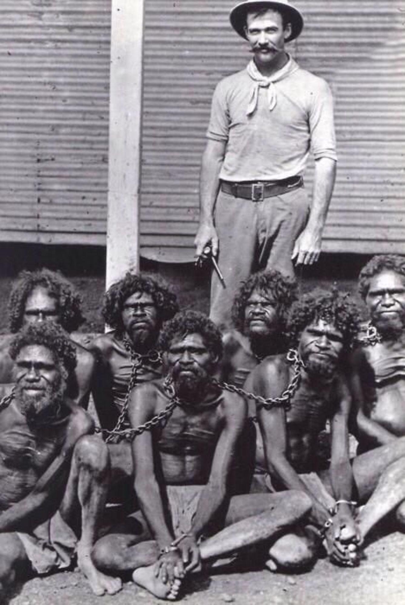 Сын индейца и негритянки 5 фотография
