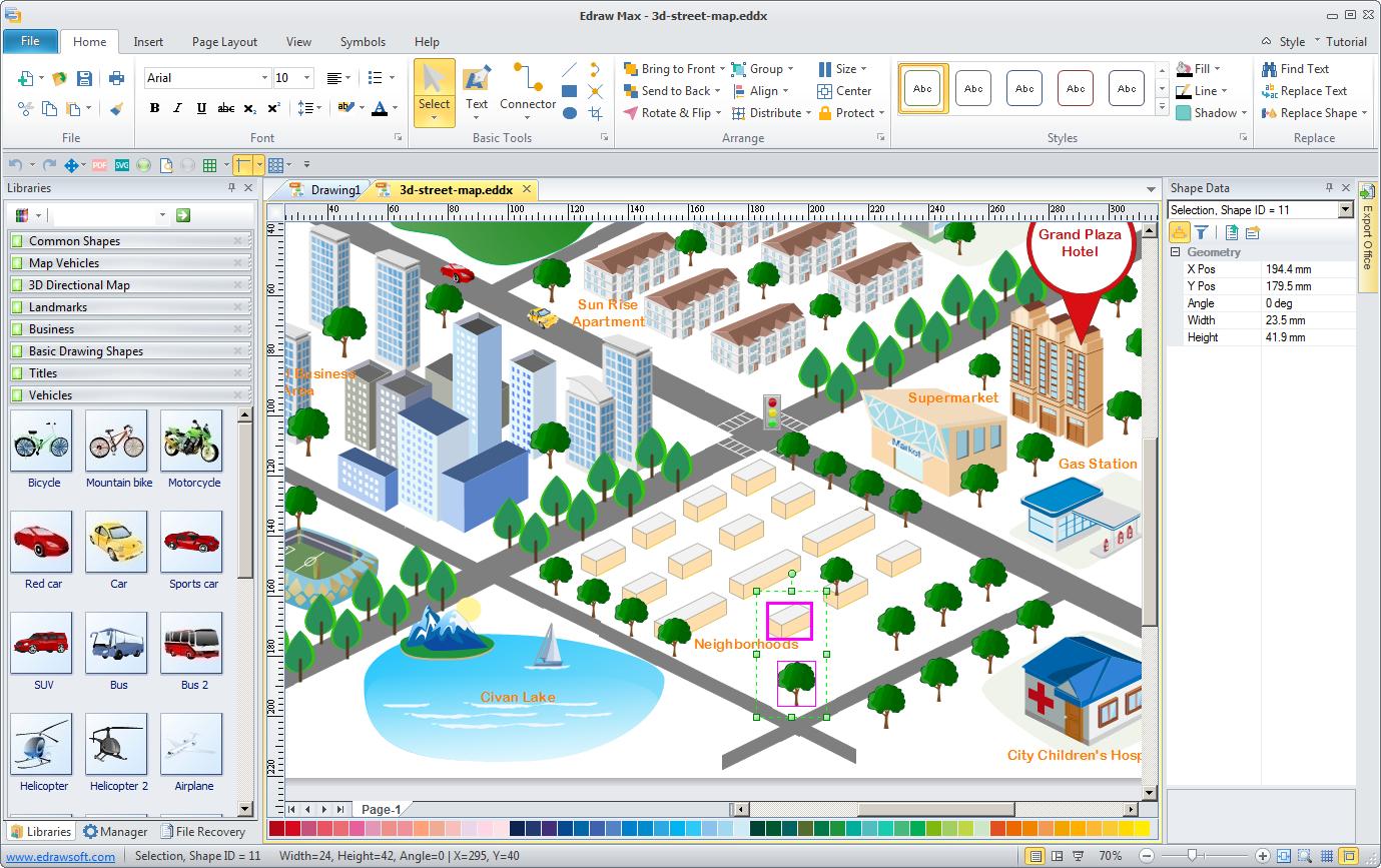 Free Download Edraw Infographics Maker