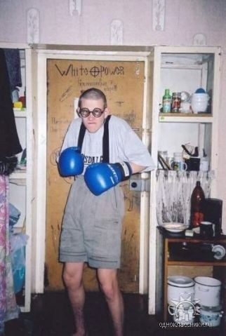 боксер гыг