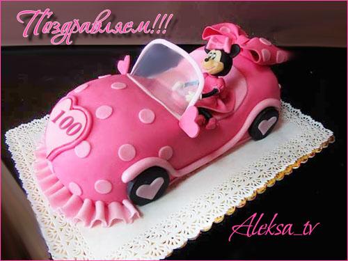 фото детских тортов для девочки
