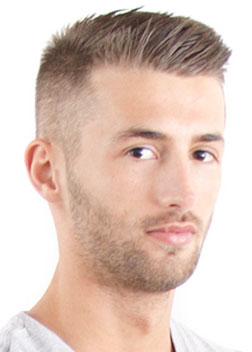 мужская причёска