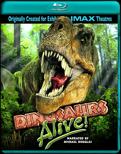 Giant Screen Films - Dinosaurs Alive! (2008)