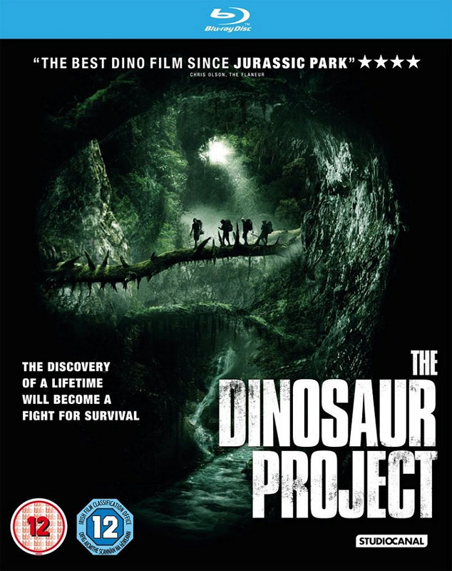 The Dinosaur Project 2012 BRRip XviD-ViP3R