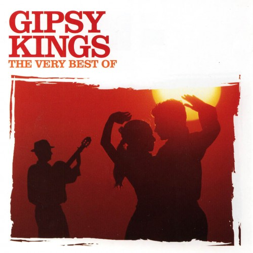 The Gipsy Kings - The Very Best Of 2005-front