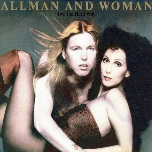 Allman And Woman - Two The Hard Way (1977)Front