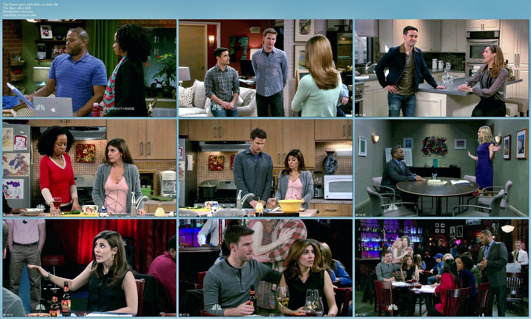 Guys with Kids S01E17 HDTV x264-LOL