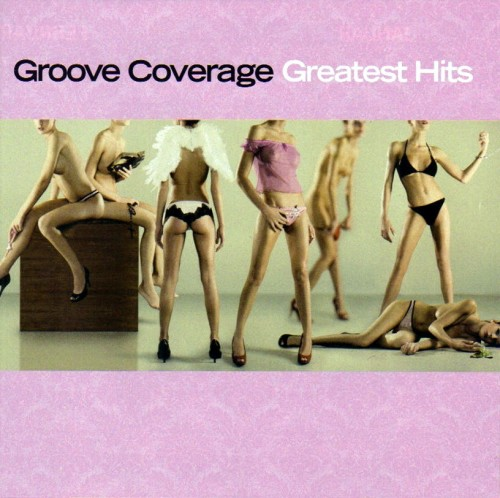 Groove Coverage - Greatest Hits (front)