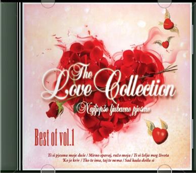 Najljepse Ljubavne Pjesme (Best Of)(2013)-vol.1