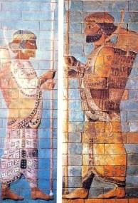 одежда древних персов