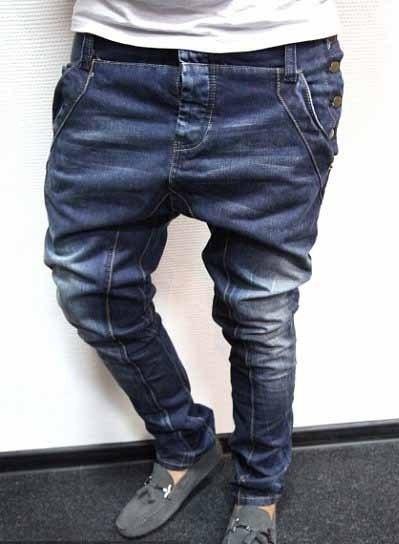 Купить джинсы с мотней