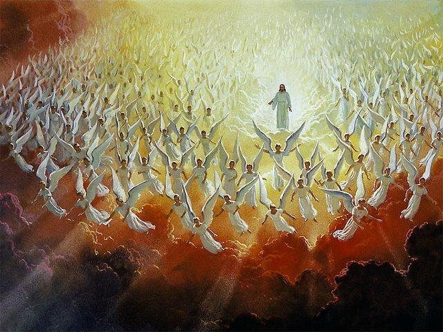 ангелы поют