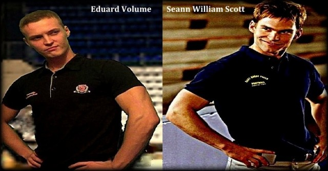 Eduard Volume Seann William Scott