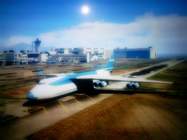 GTA V avia