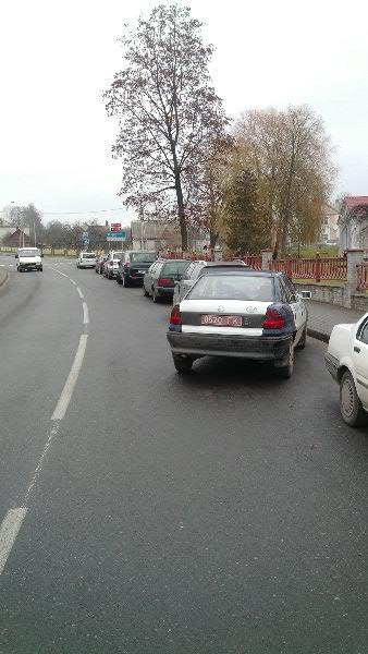 0520ГС Волковыск Доска позора на TUT.BY  Автохам.