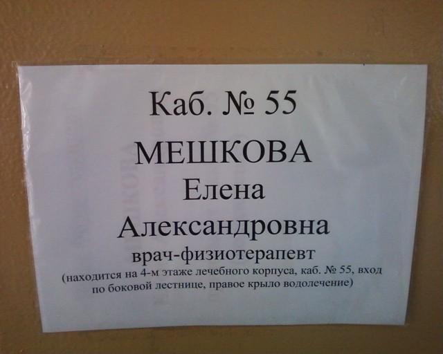 МЕШКОВА Елена Александровна