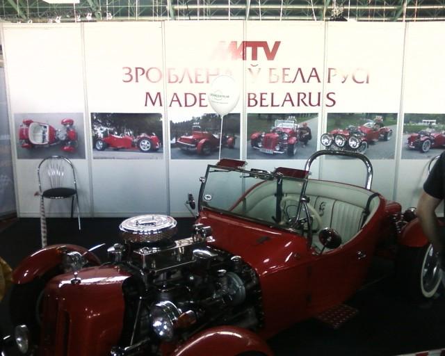 Автопром. БЕЛАРУСЬ Моторшоу 2011