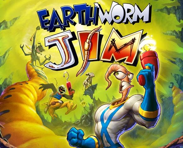 Earthworm-Jim