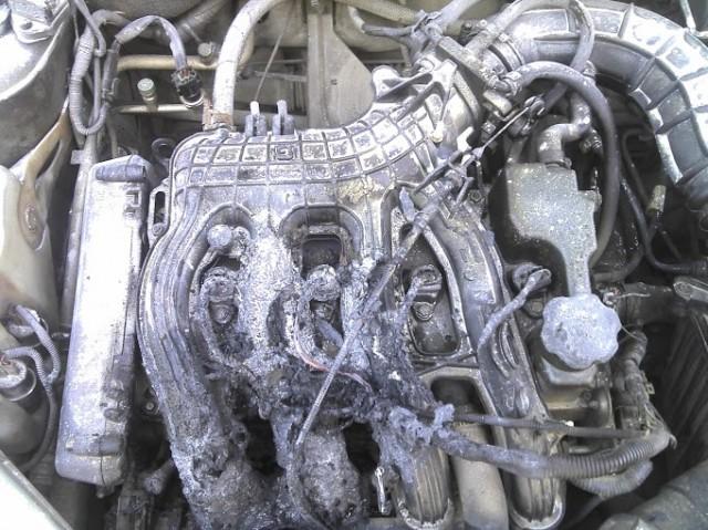 Калина двигатель