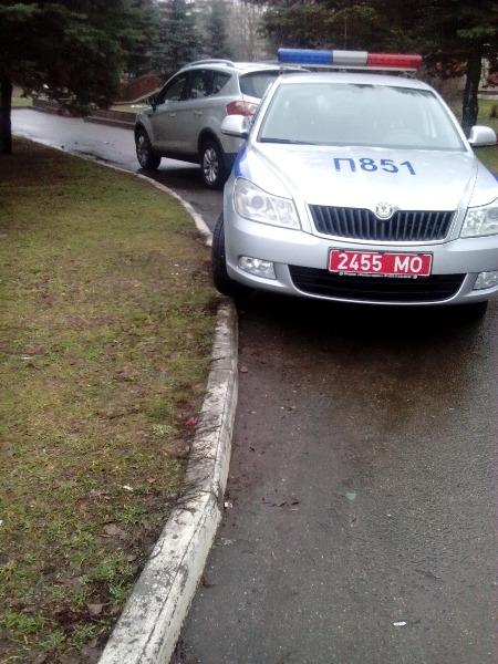 ГАИ Минск 2455МО П851