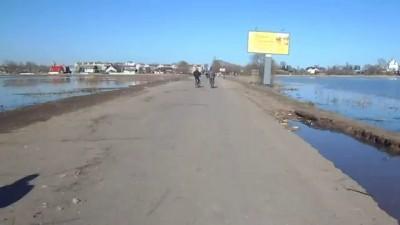 Олимпийская дорога в Ростове 2013