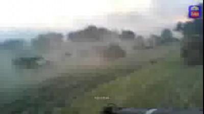 Прорыв колонны из Иловайского котла
