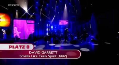 David Garret - Smells Like Teen Spirit