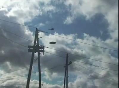 Транспортировка НЛО