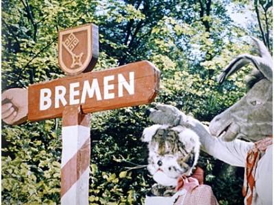 Grimm - Die Bremer Stadtmusikanten