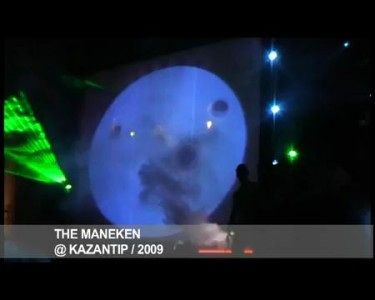 The Maneken @ Kazantip 2009