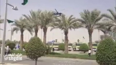 Пожарный упал с вертолёта