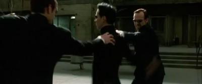 The Matrix Reloaded - Neo vs Smith HD 1\2