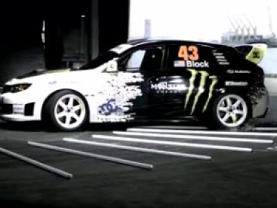 Кен Блок и Subaru Impreza