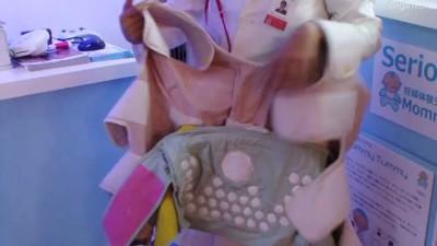 "Симулятор беременности (Pregnancy Simulator - ""Mommy Tummy"")"
