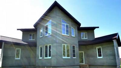 Отзыв о строительстве каркасного дома - индивидуальный проект, застройщик - компания «Мечтаево»