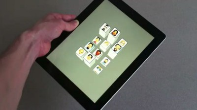 i3D — Head Tracking for iPad: Glasses-Free 3D Display
