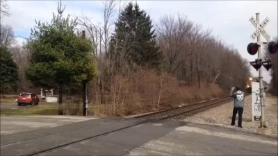 HD video of train accident in Louisville, KY