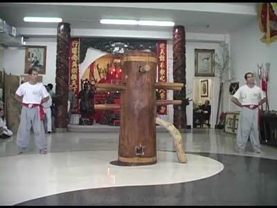 Кунг Фу - демонстрация