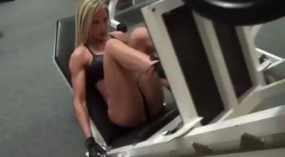 Erotic Fitness Sports
