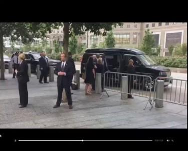 Hillary Clinton 9/11 NYC / Хиллари Клинтон 11.09.16