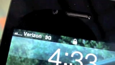 Робот с плазмой против iPhone