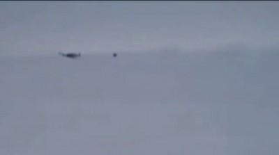 Крушение самолета ЯК-18 под Тольятти crash plane Jak-18