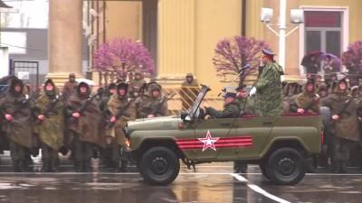 репитиция парад Ставрополь
