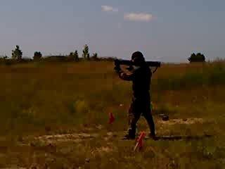 стрельбы огнеметчиков
